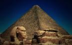 Photogramme du documentaire La révélation des pyramides