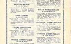 Les sorties de la semaine du 5 au 11 septembre ... 1924