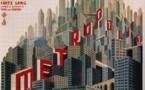 Une publicité pour Metropolis en 1927