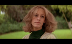 Jamie Lee Curtis dans le film Halloween (La nuit des masques, 1978) de John Carpenter