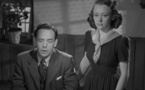 Mervyn Johns et sa fille Glynis Johns dans The halfway house (L'auberge fantôme, 1944) de Basil Dearden
