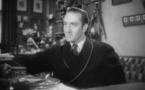Basil Rathbone dans une aventure de Sherlock Holmes : The house of fear (La maison de la peur, 1945) de Roy William Neill