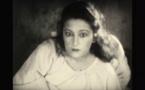 Eve Francis dans le film L'inondation (1924) de Louis Delluc