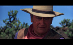 John Wayne dans le western Chisum (1970) d'Andrew V. McLaglen